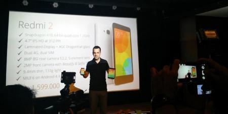Perkenalan Xiaomi Redmi 2